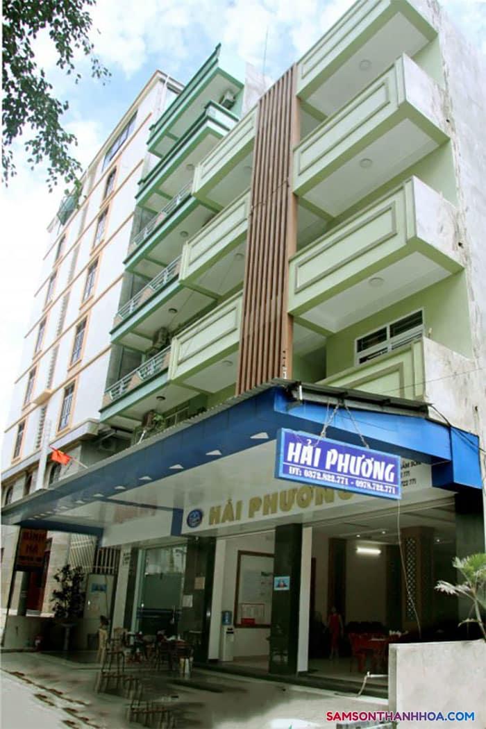 Khách sạn Hải Phương Sầm Sơn