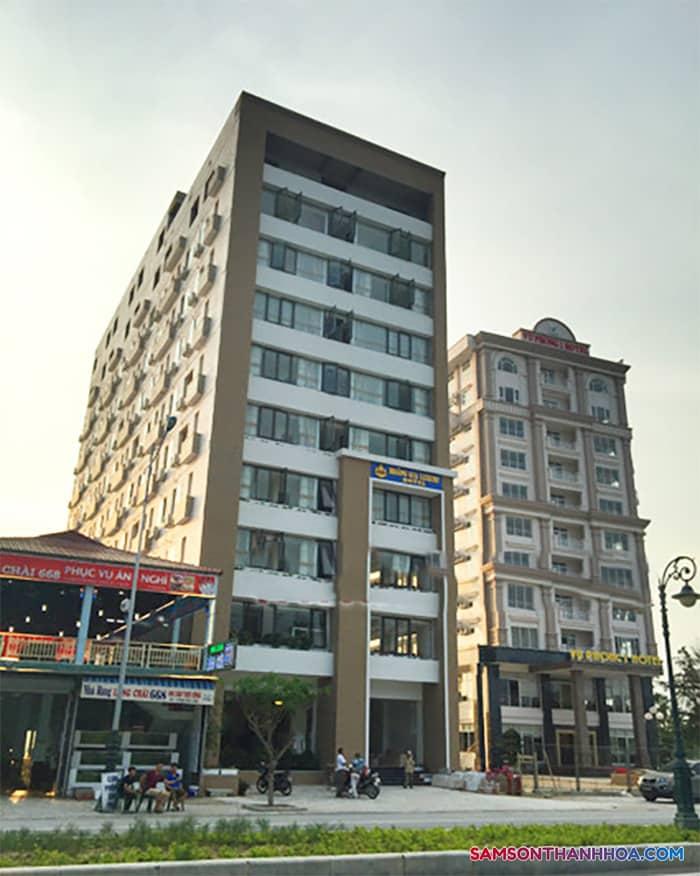 Khách sạn Hoàng Gia Luxury Sầm Sơn