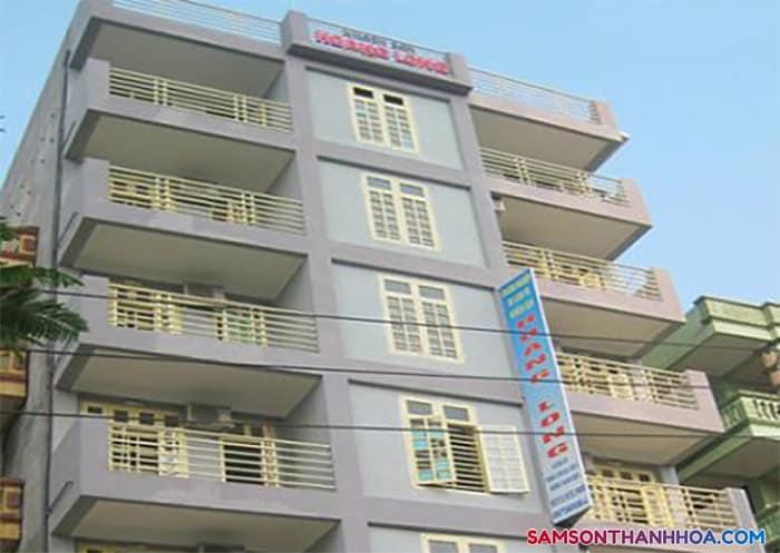 Khách sạn Hoàng Long Sầm Sơn