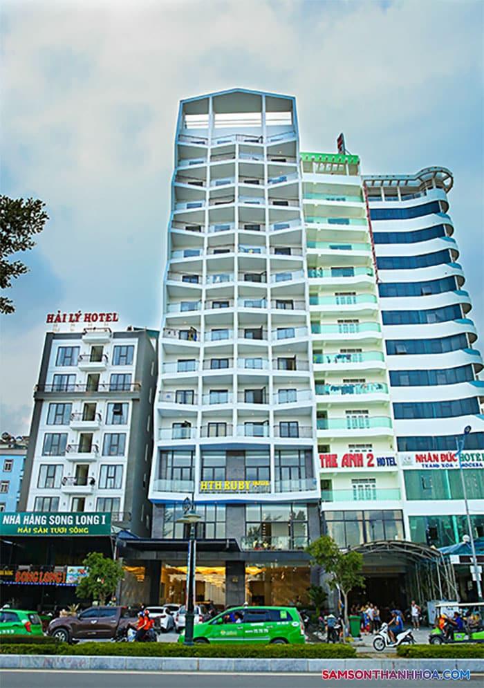 Khách sạn HTH Ruby Sầm Sơn