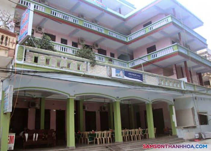 Khách sạn Hữu Nghị Sầm Sơn