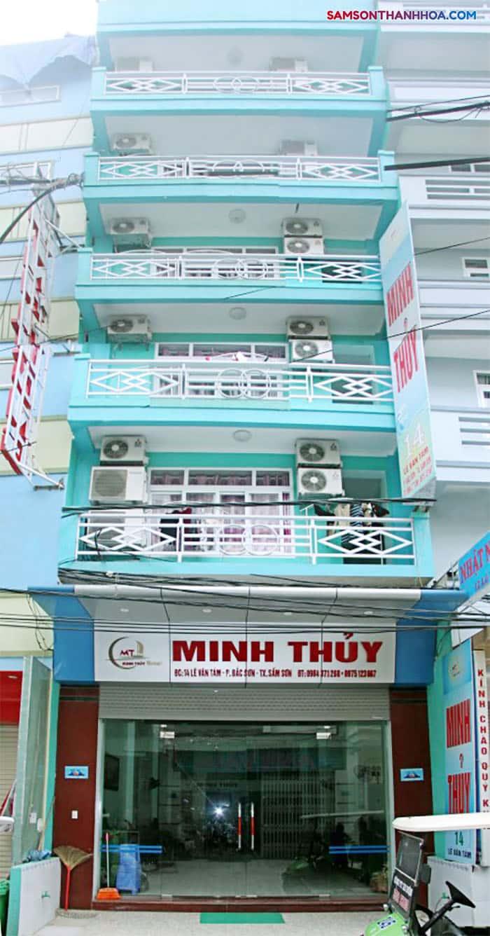Khách sạn Minh Thuỷ Sầm Sơn