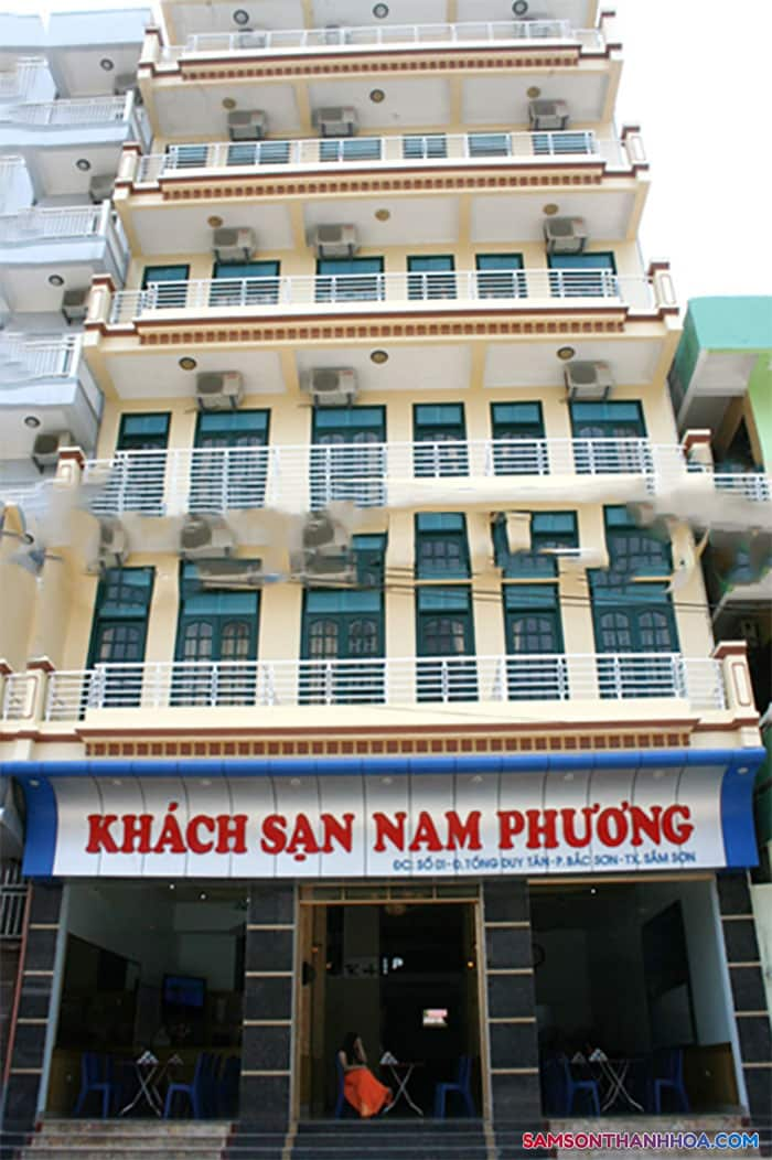Khách sạn Nam Phương Sầm Sơn