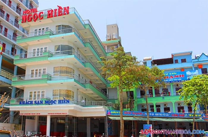 Khách sạn Ngọc Hiền Sầm Sơn