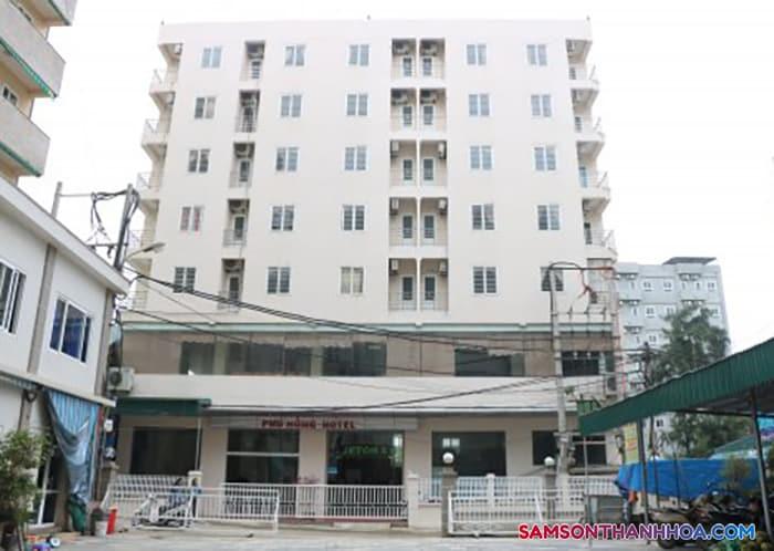 Khách sạn Phú Hồng Sầm Sơn