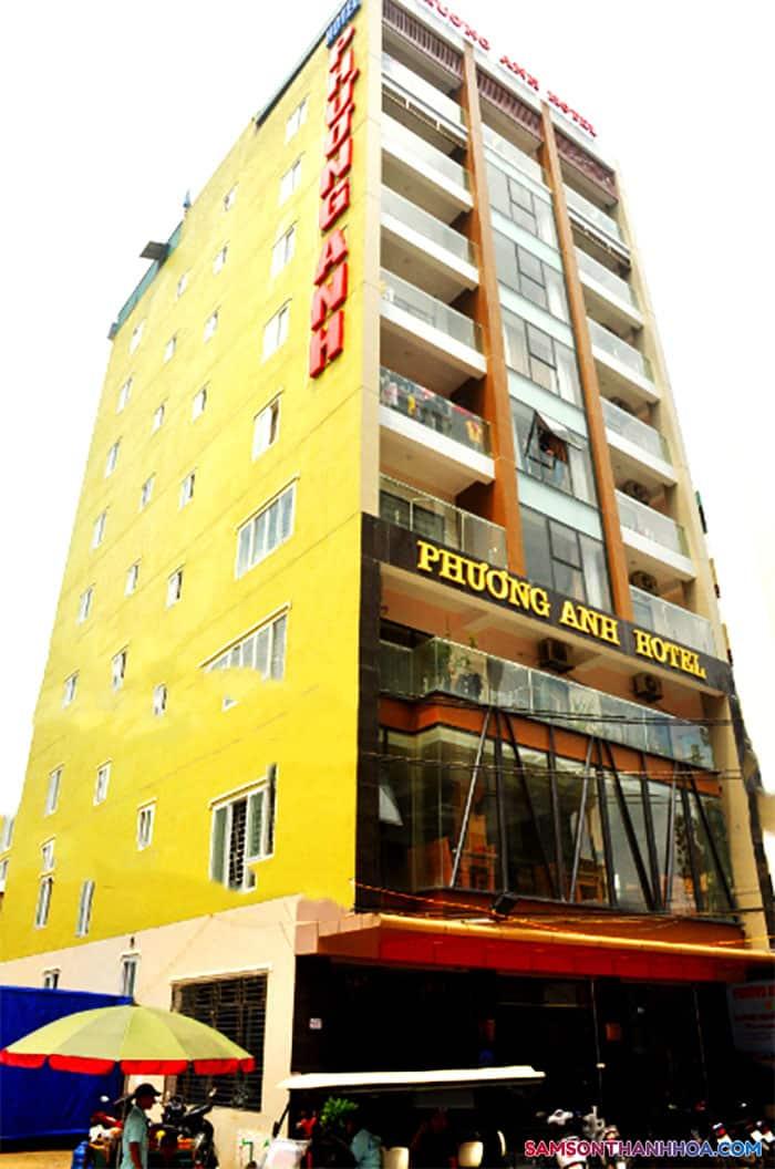 Khách sạn Phương Anh Sầm Sơn