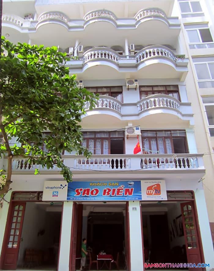 Khách sạn Sao Biển Sầm Sơn