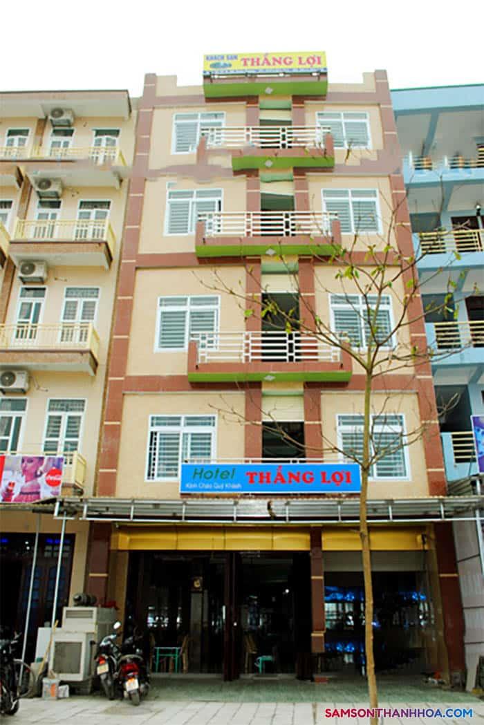 Khách sạn Thắng Lợi Sầm Sơn