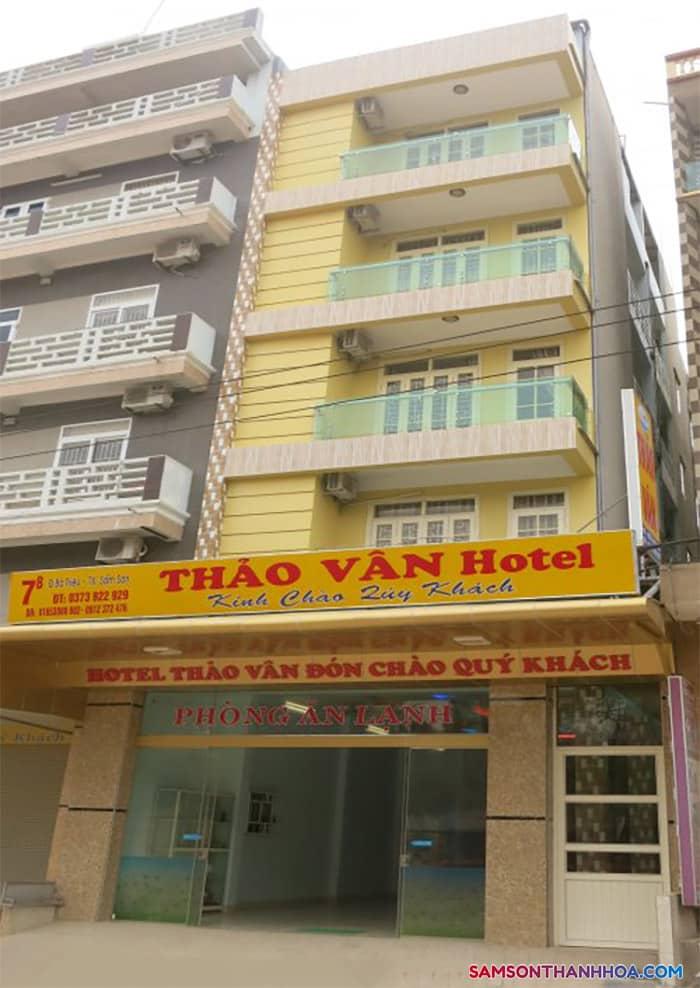 Khách sạn Thảo Vân Sầm Sơn