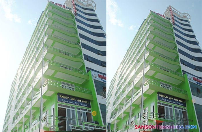 Khách sạn Thế Anh 2 Sầm Sơn