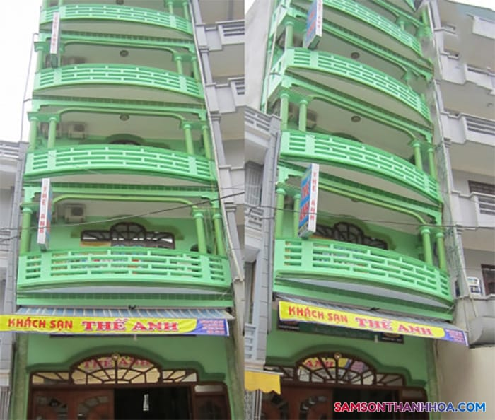 Khách sạn Thế Anh Sầm Sơn