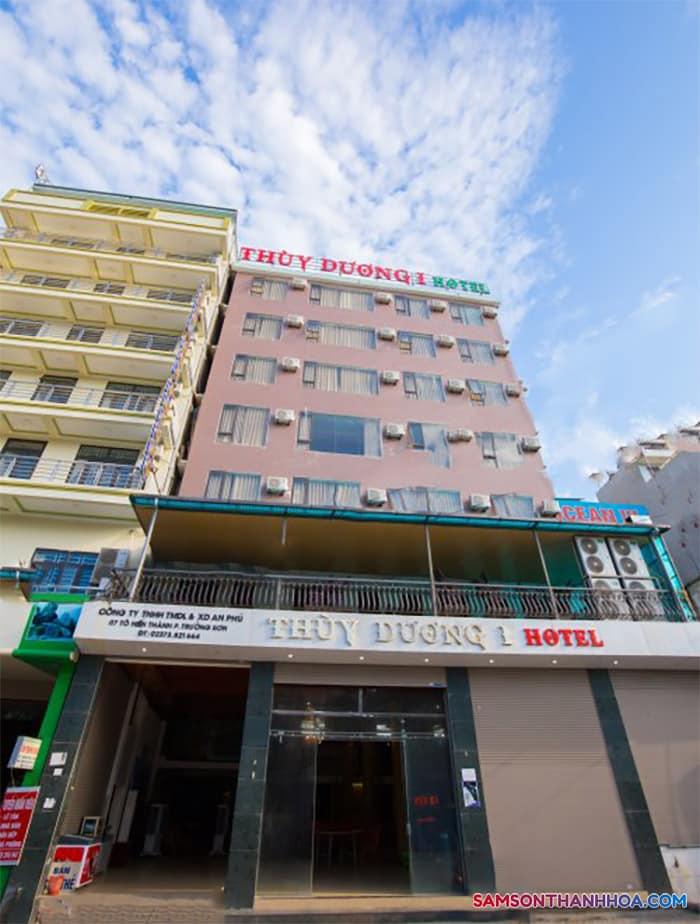 Khách sạn Thuỳ Dương 1 Sầm Sơn