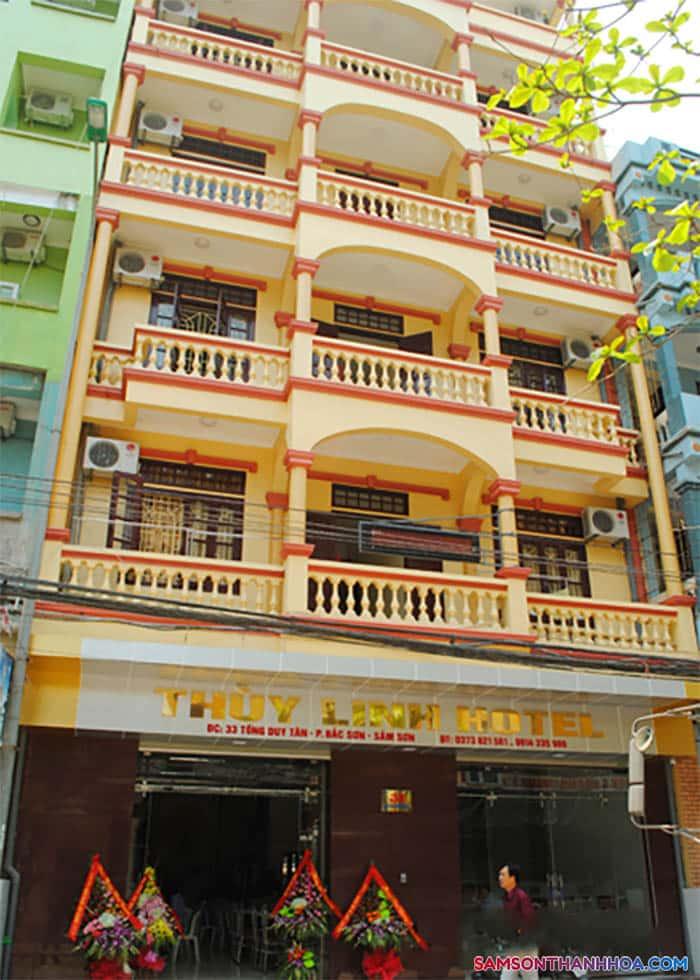 Khách sạn Thuỳ Linh Sầm Sơn