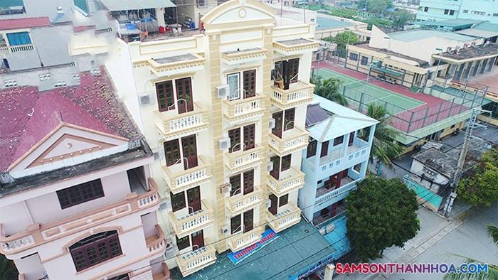 Khách sạn Trường Giang Sầm Sơn