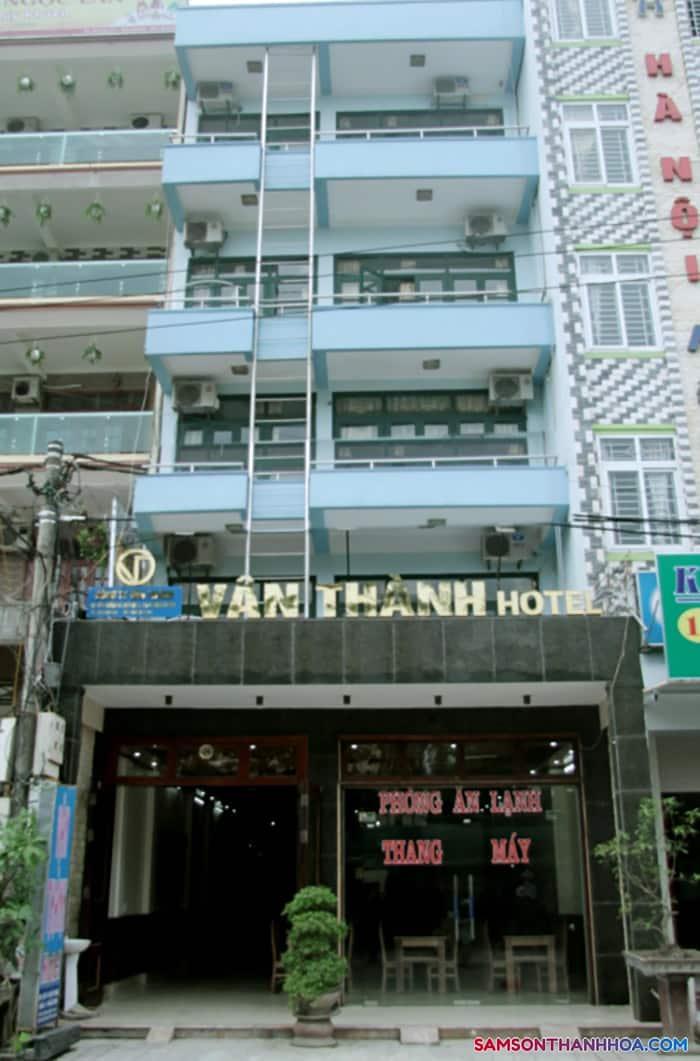 Khách sạn Vân Thành Sầm Sơn