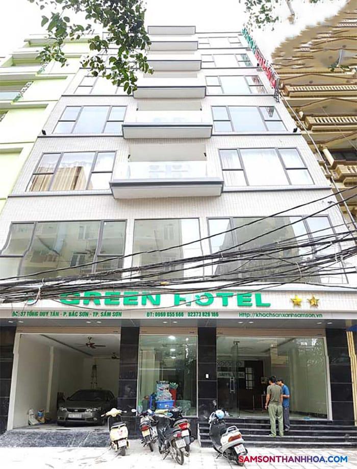 Khách sạn Xanh Sầm Sơn