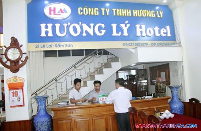 Nơi hướng dẫn quý khách làm thủ tục phòng nghỉ