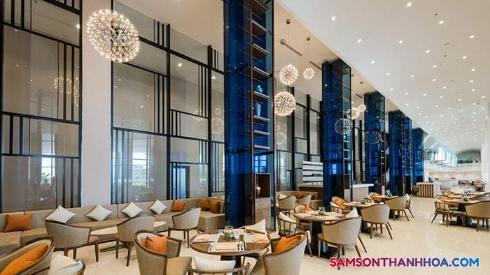Nhà hàng Lobby Lounge
