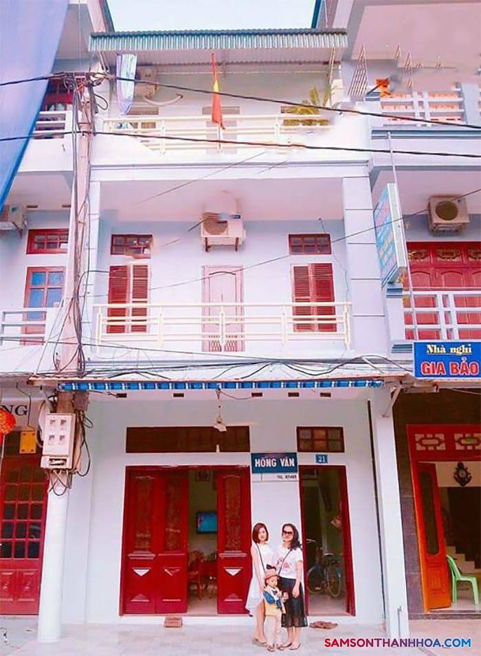 Nhà nghỉ Hồng Vân Sầm Sơn