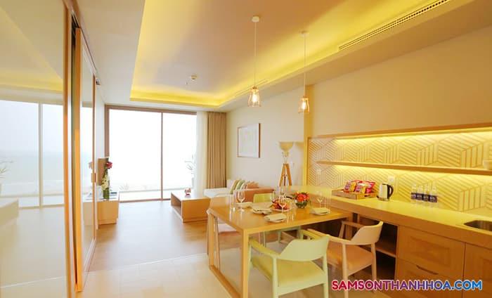 Phòng Couple Suite