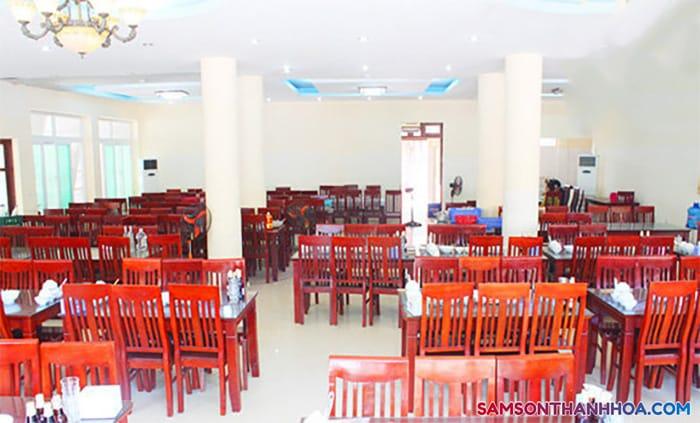 Phòng ăn phục vụ hải sản ngon nhất