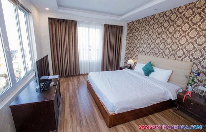 Phòng có 1 giường ngủ