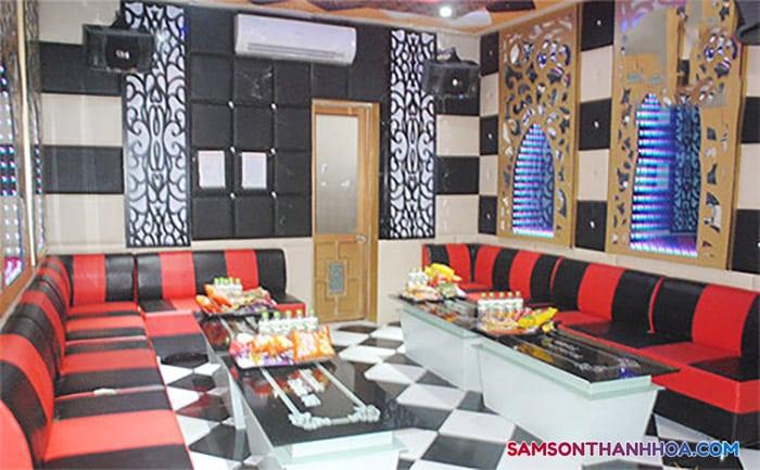 Phòng karaoke phục vụ quý khách