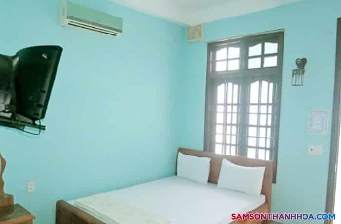Phòng nghỉ đơn với 1 giường ngủ