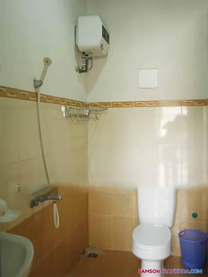 Phòng tắm đầy đủ tiện nghi
