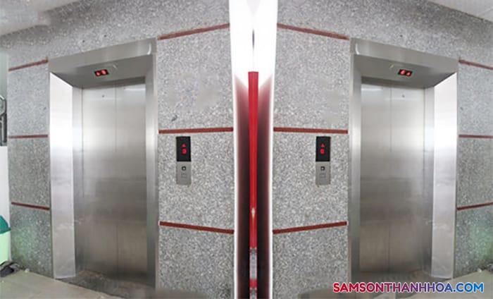 Thang máy dành cho khách nghỉ