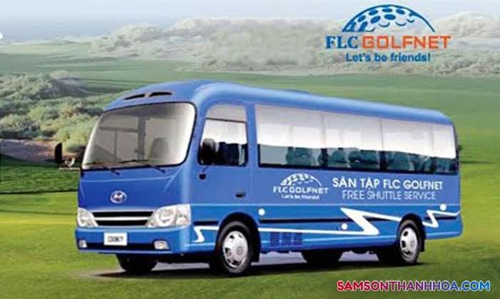 Xe bus FLC Sầm Sơn
