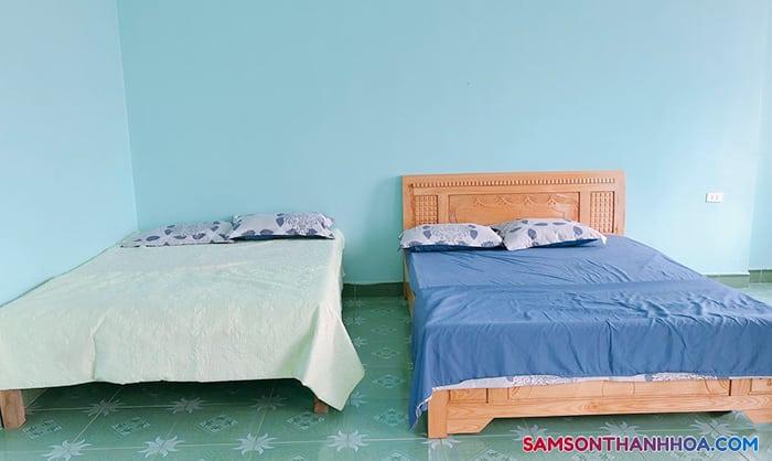 Phòng nghỉ Mai Hải Homestay Sầm Sơn
