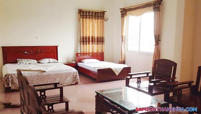 Phòng đôi với 2 giường lớn