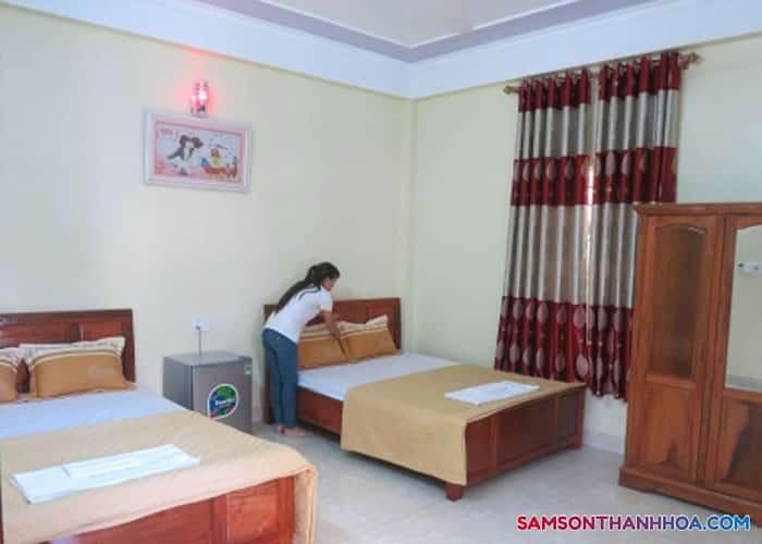 Phòng nghỉ khách sạn sạch sẽ