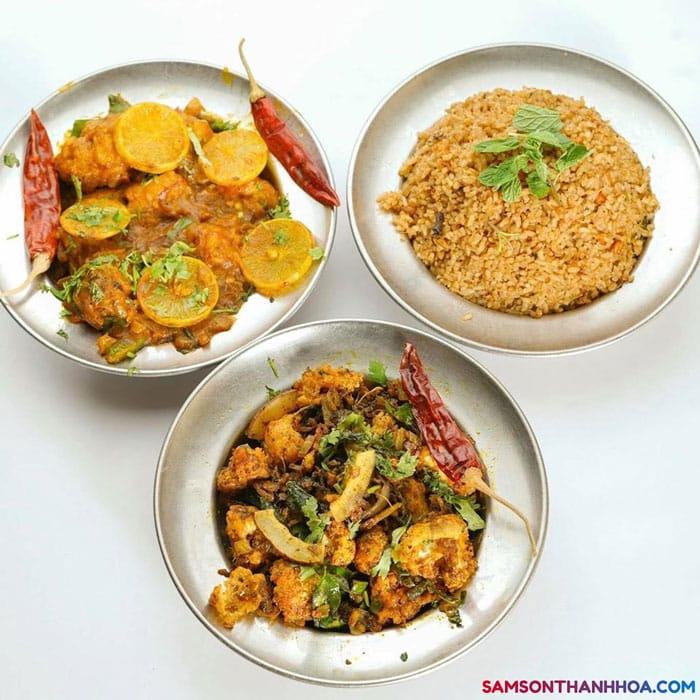 Những món ăn đặc sắc luôn sẵn sàng để phục vụ du khách