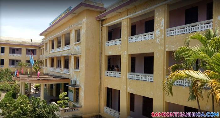 khách sạn Đường Sắt Sầm Sơn