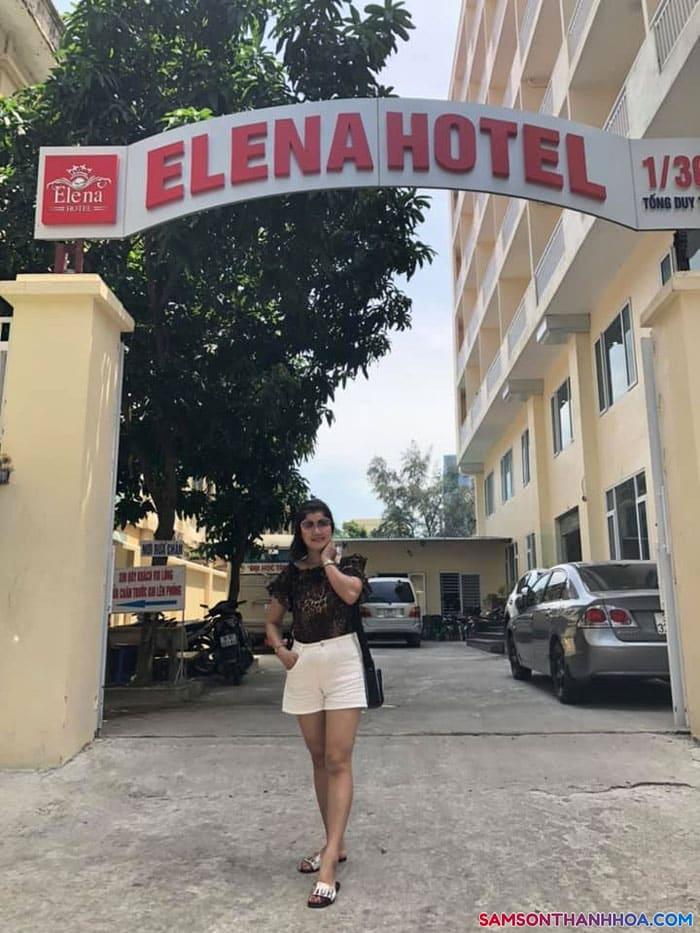Khách sạn Elena Sầm Sơn