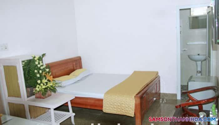 Phòng nghỉ của khách sạn