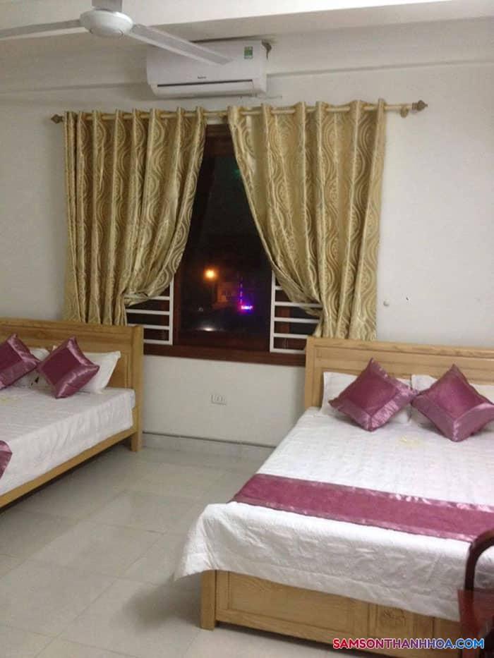 Phòng ngủ khách sạn new Star
