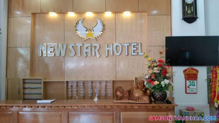 Quầy lễ tân của khách sạn